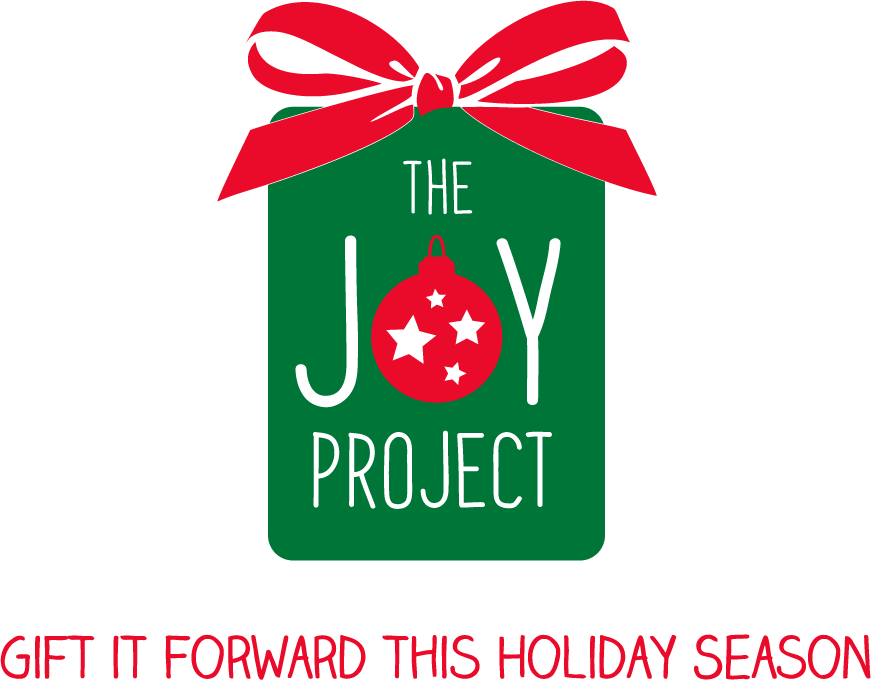 The Joy Project - Gift it forward this holiday season