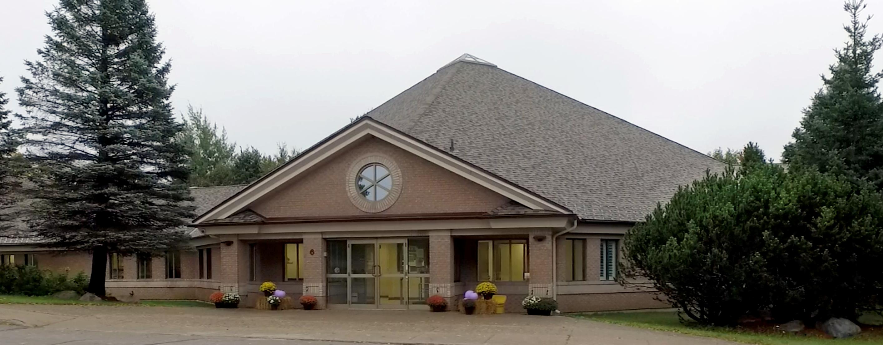 photo of arbour house exterior